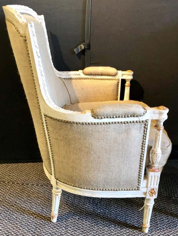 Maison Jansen Armchairs, French chairs
