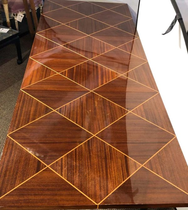 Tommi Parzinger Dining Table, Mid-Century Modern